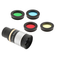 8-24 mm 1.25-inch Zoom Eyepiece Wide Angle Multi Coated Lens + Filters for