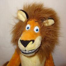 "Lion Brown Tan Toy Plush Stuffed Animal 11"" Cat Sitting Africa"