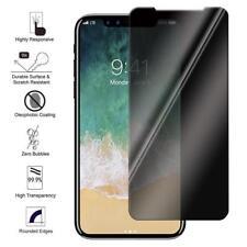 Iphone X Privacy Schutzglas BLICKSCHUTZ SICHT ANTISPY Display Schutz 9H NEU OVP