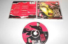 CD Soundtrack From Dusk Till Dawn 17.Tracks 1996 ZZ Top Jon Wayne The Mavericks