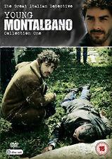 DVD:YOUNG MONTALBANO - NEW Region 2 UK