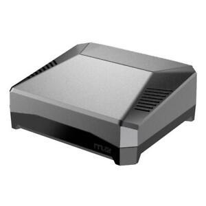 Argon ONE M.2 Case für Raspberry Pi 4 / Aluminiumgehäuse mit Netzschalter