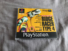 Official UK Playstation One Demo Game Number 45 Ridge Racer PAL PS1 Rare Retro