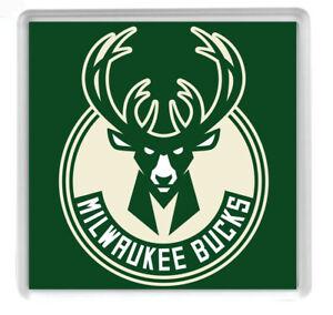 MILWAUKEE BUCKS BASKETBALL TEAM, Acrylic Coaster