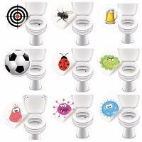 Toilettenaufkleber WC Sticker lustig Pinkelhilfe Stehpinkler Toilettensticker