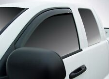 In-Channel Wind Deflectors for 1994 - 2004 Chevrolet S-10 Standard/Extended Cab