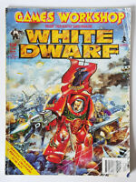 #129 WHITE DWARF MAGAZINE Games Workshop Citadel Miniatures Vintage 1980/90s