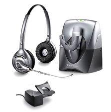 Plantronics CS361 SupraPlus Wireless Office Headset system + HL10 Lifter