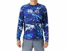 Performance Fishing Shirt HUK Mens Sailfish Tourney Short Sleeve Tee