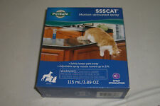 Ssscat Motion Activated Spray By Petsafe Ppd00-16817 Brand New