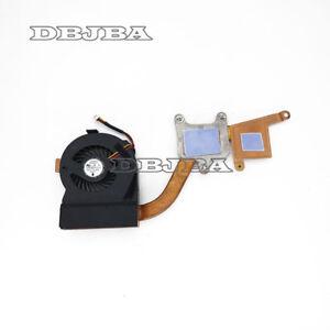 Original fan For IBM Lenovo Thinkpad X201 X201I 60Y5422 cpu cooling + Heatsink