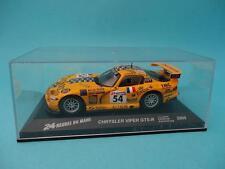 CHRYSLER VIPER GTS R #54 - LAGNIEZ MARTINOLLE - LE MANS 2000 1/43 NEW IXO ALTAYA