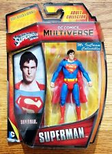 DC Comics Multiverse Superman The Movie Christopher Reeve