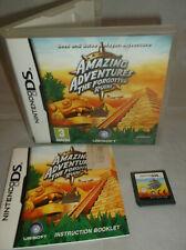 Nintendo DS DSi DSXL Dslite Console Game - Amazing Adventures Forgotten Ruins