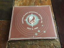 Grateful Dead 30 Trips Around the Sun 7/3/88 1988 Oxford, Maine 3 disc set NEW