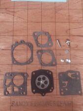 Carburetor Carb Overhaul repair rebuild Kit Tillotson Rk-23Hs Oem Genuine N 00006000 Ew