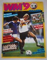 Orig.PRG / Guide   WM / Weltmeisterschaft ITALIEN 1990 - Sonderedition  !!  TOP