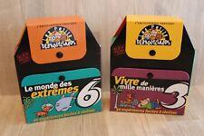 Lot 2 Encyclopédies Pratiques des Petits Débrouillards - Albin Michel Jeunesse