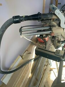 Bosch GCM 8 SJL mitre saw 45EX to 32EX henry hoover vacuum cleaner adapter