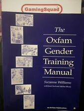 The Oxfam Gender Training Manual, Suzanne Williams Book Supplied by Gaming Squad