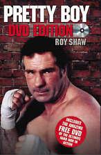 PRETTY BOY - KATE KRAY & ROY SHAW (Hardback Book 2007) DVD EDITION