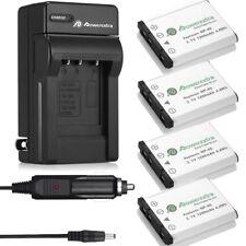 NP-45 NP-45A Li-ion Batteries / Charger For Fujifilm FinePix XP60 J20 J100 USA