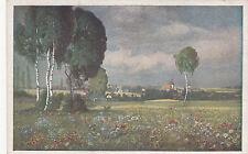 Erster Weltkrieg (1914-18) Künstler-Ansichtskarten aus Österreich