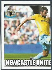 TOPPS 2014/15 PREMIER LEAGUE #331-NEWCASTLE UNITED v CRYSTAL PALACE-LEFTY HALF