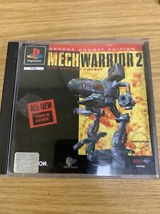 Mechwarrior 2 (COMPLETE) Sony PlayStation 1, Ps1, Psone, Activistion