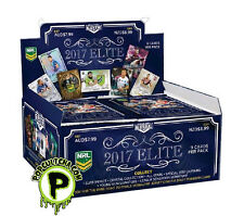 NRL 2017 RUGBY LEAGUE - Elite Trading Cards Factory Sealed Box (24ct) #NEW