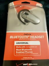Jabra Bluetooth headset Universal Verizon Wireless Vbt185Z