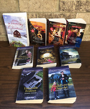 Love Inspired Inspirational Romance Lot of 9 BOOKS Paperback