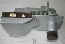 Brotschneidemaschine, Allesschneider, Siemens elektrisch stufenlos verstellbar