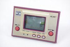 LCD HELMET Game Watch CN-07 Tested Nintendo Tested JAPAN Ref/2107