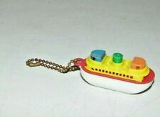 Rare Vintage 1950's Keychain Puzzle Mechanical Take a Part Ferry Boat by Lional
