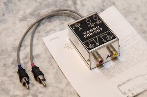 Yaesu FRB-757 Relay Box for controlling Linear Amplifier