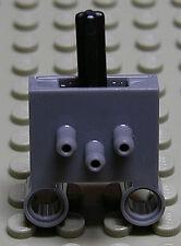 LEGO Technik - Pneumatik Schalter dunkelgrau / Pneumatic Switch  694bc01 NEUWARE