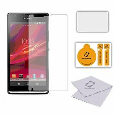 3 x Anti Scratch Screen Protectors for Sony Xperia SP (M35c / M35h) - Savers