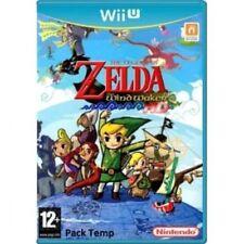 The Legend of Zelda: The Wind Waker HD (Nintendo Wii U, 2013) - European Version