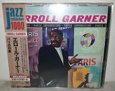 2 CD ERROL GARNER - PARIS IMPRESSIONS - JAPAN SICP 3984-5