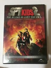SPY KIDS 2 The Island Of Lost Dreams Dvd 2002 Canadian Widescreen Collector's