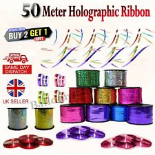Balloon Ribbon 5mm Curling String 50 Meters Tie Ribbon Balloons