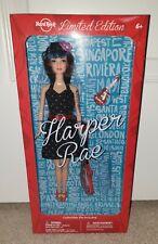 Barbie Hard Rock Cafe Limited Edition Harper Rae NRFB selten
