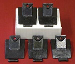 7102097 5 Pack Dirt Teeth Bobcat skid steer,w/ 5 - 7102097 flares &5-6737326pins