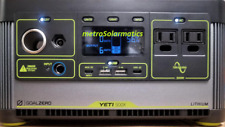 Goal Zero Yeti 500x Lithium Portable Power Station #GZ36100
