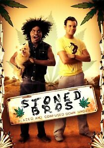 Stoned Bros (Blazed and Confused Downunder) New Region 4 DVD
