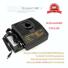 NEW Charger for DEWALT 12V DW9071 DC9071 DW9072 Battery