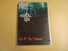 MUSIC DVD / MORTAL SIN - OUT OF THE DARKNESS