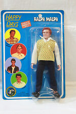 NEW! 2004 HAPPY DAYS CLASSIC TV TOYS FIGURES TOYS CO. RALPH MALPH MOSC CTVT -CF-
