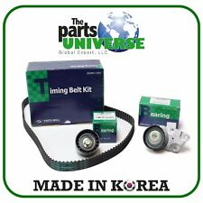 Parts-mall Timing Belt Kit for Chevy Chevrolet Aveo kdbk127ru254
